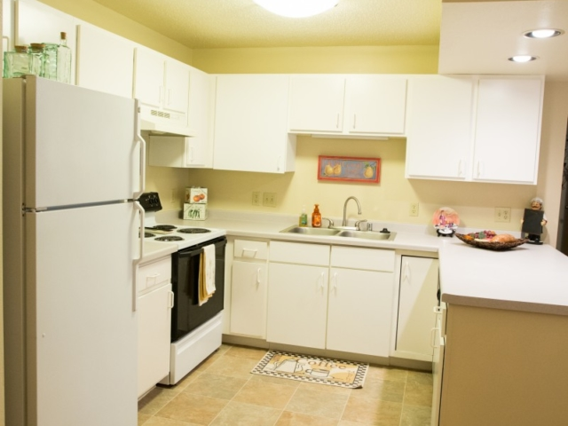 Maple Creek Sussex 2 bed kitchen 100