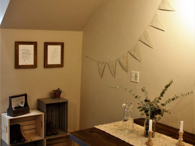 1 bedroom Loft - Dining Area / Nook