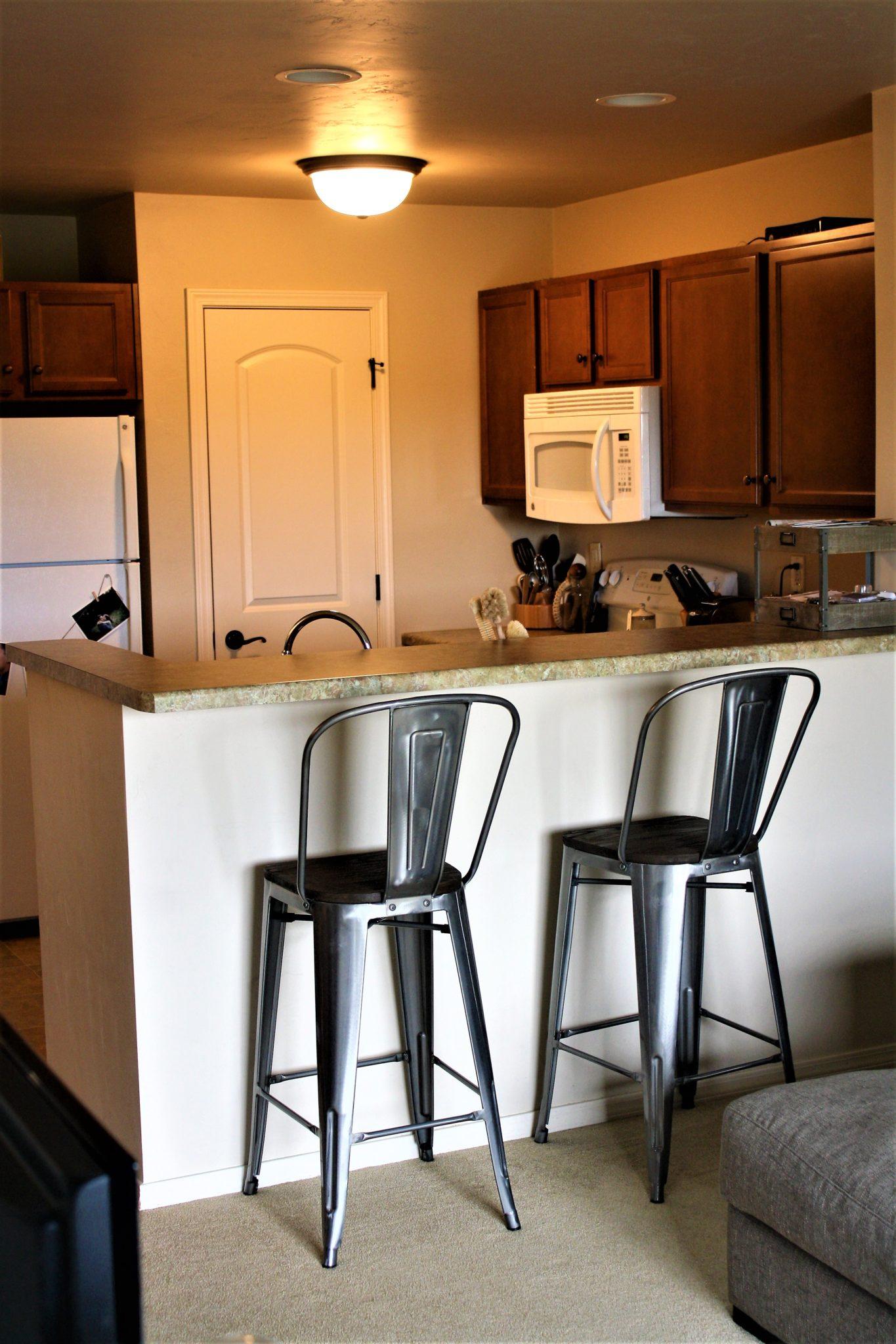 1 bedroom Loft - Breakfast Bar - Perfect for entertaining!