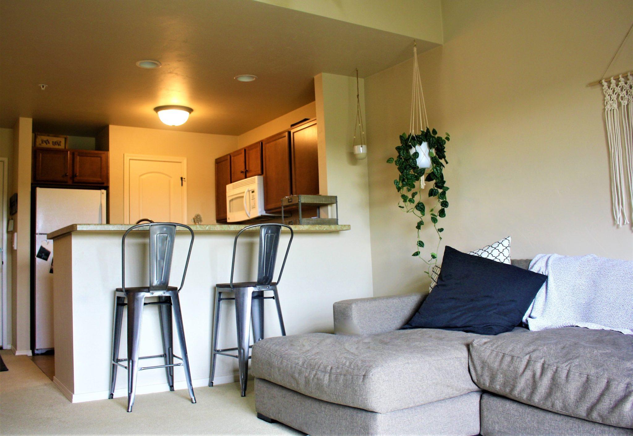 1 bedroom Loft - Open Concept Living