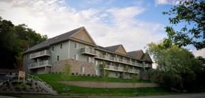 Waukesha Ridge View Apartments exterior