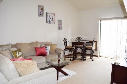 Appleton Place living room