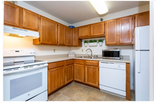 Cameron Heights kitchen